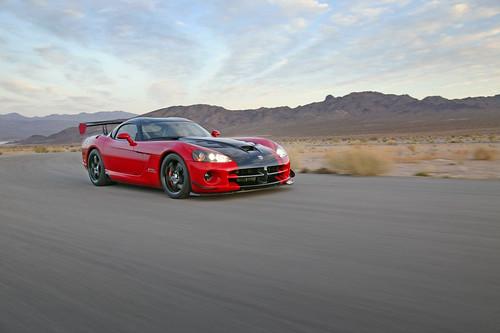 Фото Нового Dodge Viper SRT 10