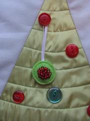 Advent Calendar Decoration (welshkaren) Tags: christmas advent calendar handmade decoration craft felt