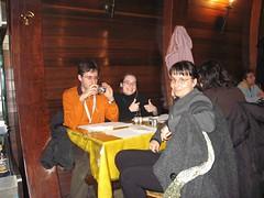 Mattia, Manu e Francesca