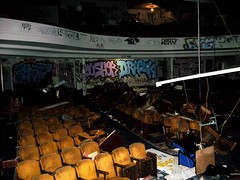 this place got smashed (Condition NYC) Tags: graffiti dracula bust turbo gusher jaut firstrule conditionsanfrancisco