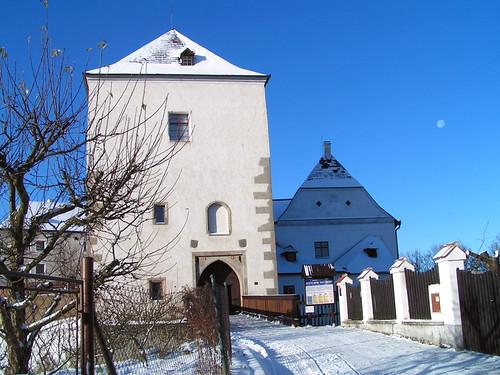 Nové Hrady Castle