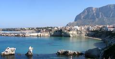 """Terrasini (""""pipopipo"""") Tags: mare sicily sole palermo sicilia golfo scogliera"""