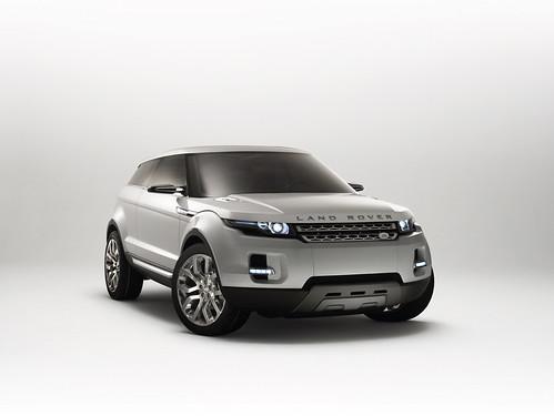 Фото Land Rover LRX Concept
