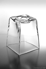 Convertible (EFB_99) Tags: blackandwhite bw reflection glass studio candleholder tabletop productphotography