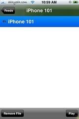 Mobilecast 2.2.1 Update