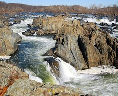 Great Falls (Tiz_herself) Tags: water virginia washingtondc nikon rocks greatfalls parks maryland canals rapids explore rivers nationalparks greatfallspark naturesfinest crystalaward d40x