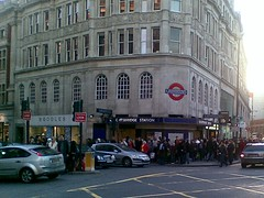 Picture of Knightsbridge Station