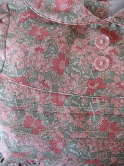 close-up margaret's dress