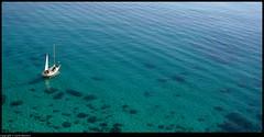 Cagliari (CarloAlessioCozzolino) Tags: sardegna blue sea boat barca mare sardinia ra cagliari calamosca blueribbonwinner supershot abigfave superbmasterpiece