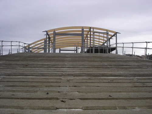 Lifeboat Station Slipway