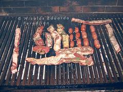 Asado argentino - Nuestro asado