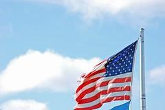 American Flag (ashleysmith33) Tags: photoshop nikon flag patriotic american d40 nikkor18200mm