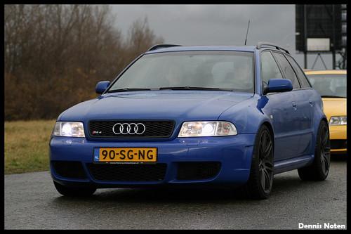 Audi Rs4 B5. Audi RS4 B5 Avant