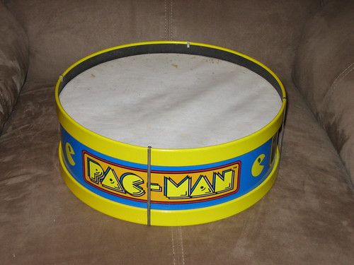 Pac-Man Drum