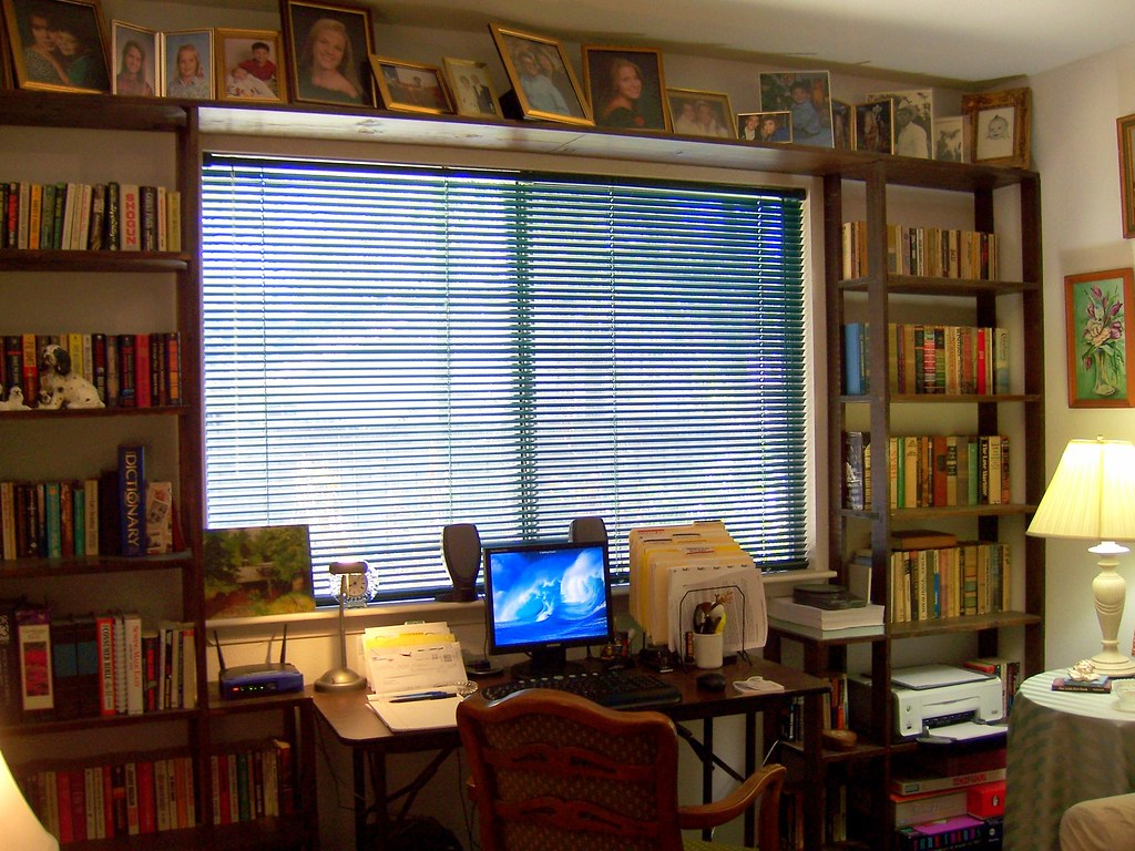 Home Office & Books