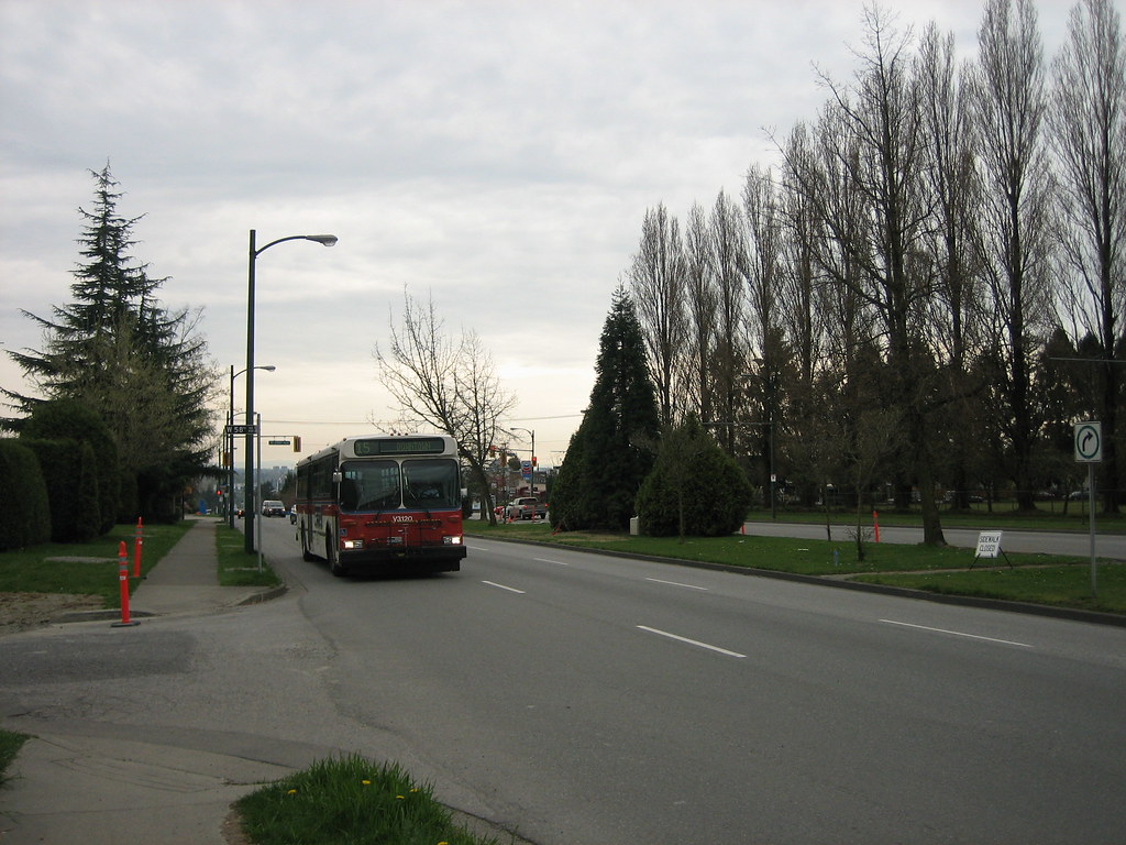Cambie Street (Southern end)