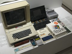 (Marcin Wichary) Tags: windows england london apple museum nintendo casio gameboy sciencemuseum sinclair abacus snes londonsciencemuseum computerhistory appleii sinclairzx80