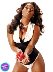 Toccara Jones king magazine may 2008 issue