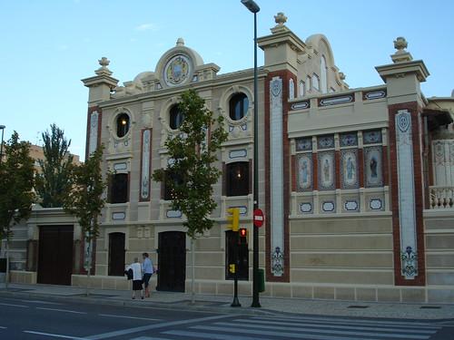 Casa Solans Zaragoza