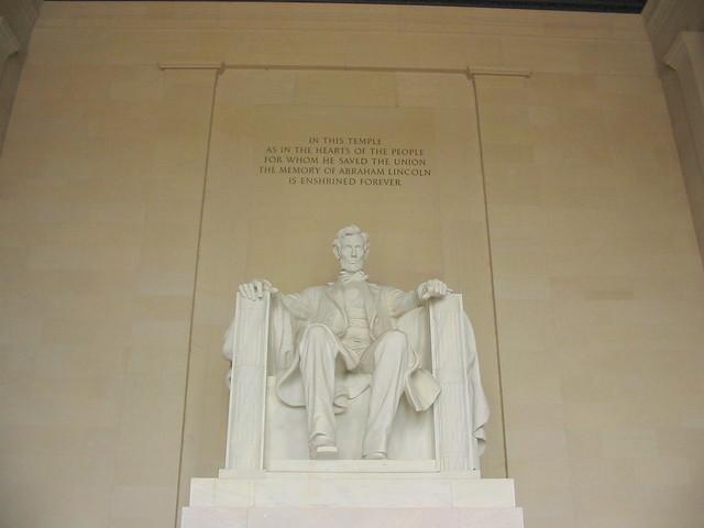 Lincoln Memorial - Washington, DC