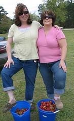 Christine and me