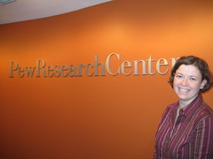 at the Pew Research Center