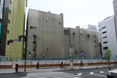 ブックファースト渋谷店跡地
