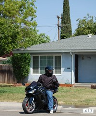 DSC_0184.jpg (EleqTrizi'T) Tags: ninja 2006 motorcycle sportbike zx6r 636