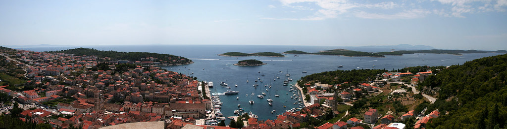 The Island and Village of Hvar, Croatia by --Andrew--, on Flickr