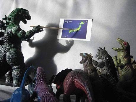 Plan Godzilla
