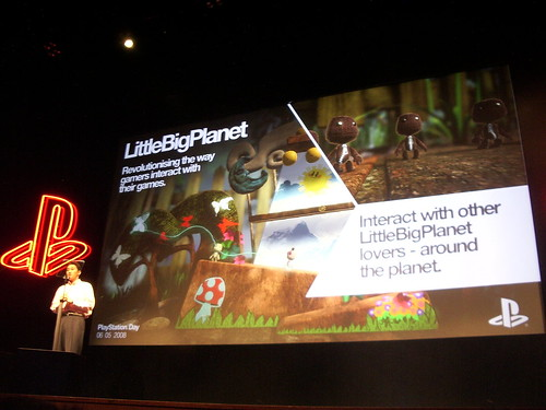 PlayStation Day: LittleBigPlanet
