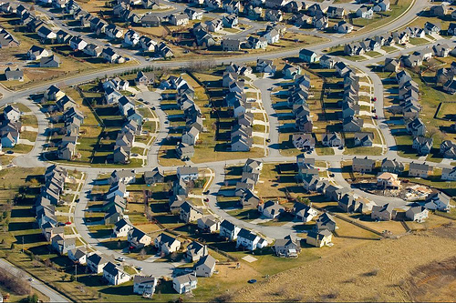 classic sprawl (photo courtesy of government of Ontario)