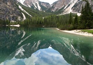 Lago Braies Pragser Wildsee
