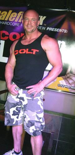 man luke garrett Colt