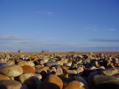 Pebbles (the_dan) Tags: beach brighton bluesky pebbles