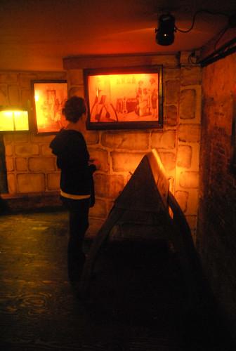 Church Night Scene · Amsterdam Torture Museum · Spanish Horse