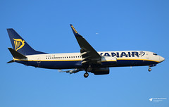 Photo of EI-ENX Boeing 737-8AS, Ryanair, Bristol Airport, Lulsgate Bottom, Somerset
