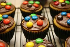 Cupcake field