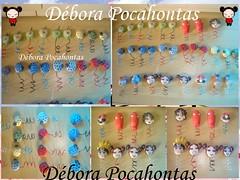 Ponteiras de lpis (Dbora Pocahontas Biscuit) Tags: biscuit