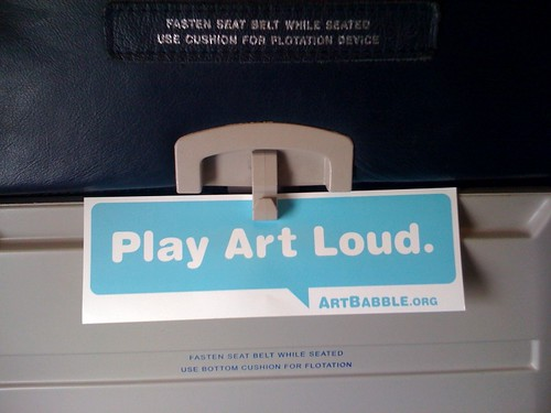Play Art Loud by Daniel Incandela on Flickr
