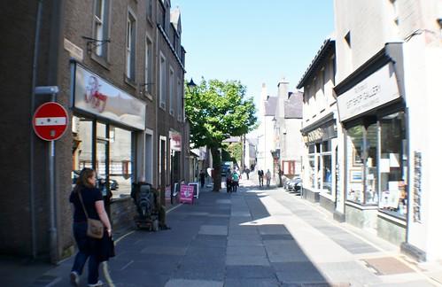 Street Scene, Kirkwall