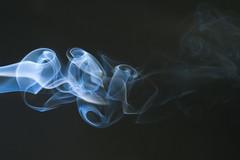 Art Smoke (Randy Wentzel Photography) Tags: nikon d200 incense artsmoke strobist backlitwithsb600speedlight