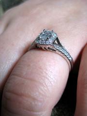 Ellen's Engagement Ring