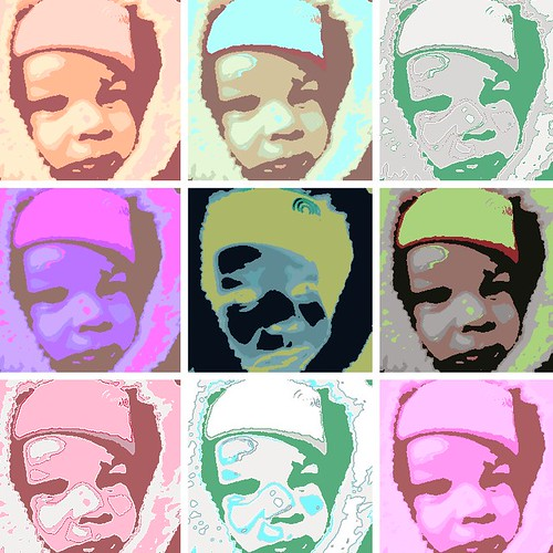 JSL Warholized