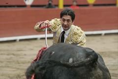 Vicente Barrera estoqueando en Lima