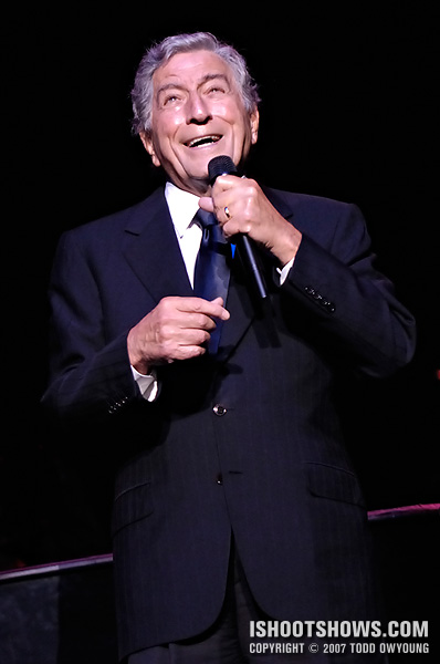 Tony Bennett @ the Fox -- 2007.10.27