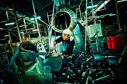 Blacksmith Iron artist [Kogoro Kurata]