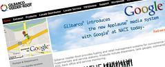 Googleのガスポンプ?