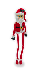Skinny Santa Claus (Craig Jewell Photography) Tags: celebration christmas claus decoration decorations fatherchristmas ornament puppet red santa santaclaus skinny thin white yule cpjsm f13 110sec iso100 pentaxk10d tamronspaf2875mmf28xrdia09 craigjewellphotography