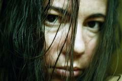 7.30 am (FotoRita [Allstar maniac]) Tags: life italy rome roma colors digital portraits canon mouth hair eyes lips occhi myfavourites canoneos350d eos350d bocca capelli 730am labbra byfotorita cinquantinoinoino dopounadocciacalda